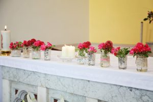 Small Lace Jars