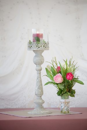 Pedestal Candle Holder