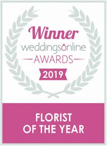 florist designer of the year 2019