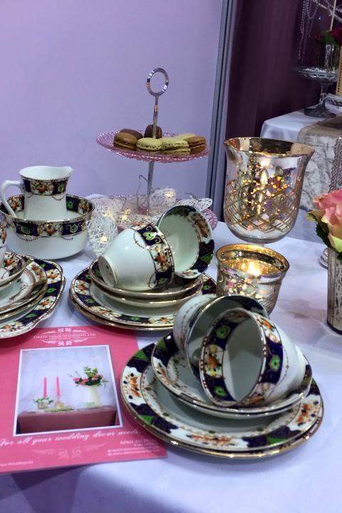 dress your wedding china